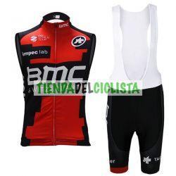 Equipación BMC 2017