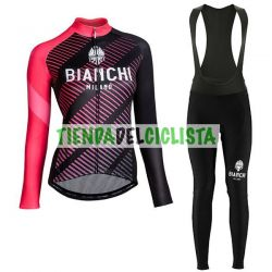 Termico BIANCHI MUJER 2017