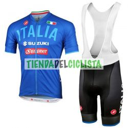 Equipación ITALIA 2017