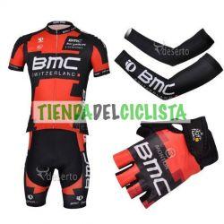 Conjunto BMC + Guantes + Manguitos
