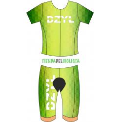 Equipación DZYL 2017