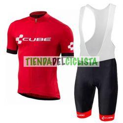 Equipación CUBE 2018