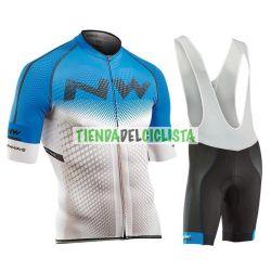 Equipación ciclismo NW 2018 AZUL