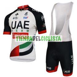 Equipación ciclismo UAE CHAMPION 2018