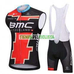 Equipación ciclismo Corta BMC 2018