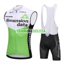 Equipación ciclismo Corta DIMENSION DATA 2018