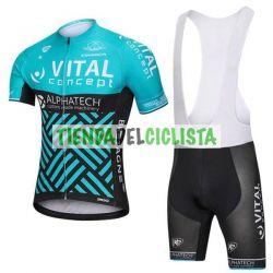 Equipación ciclismo Corta VITAL 2018