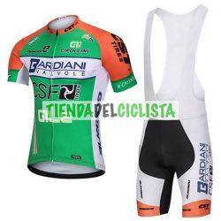 Equipación ciclismo Corta BARDIANI 2018