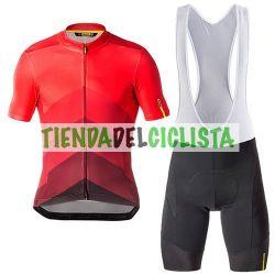 Equipación ciclismo Corta MAVIC 2018