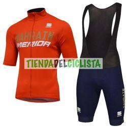 Equipación ciclismo Corta MERIDA 2018