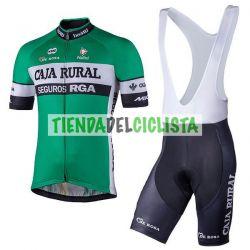 Equipación ciclismo Corta CAJA RURAL 2018