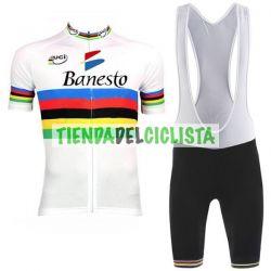 Equipación ciclismo Corta BANESTO 2018