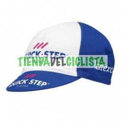 Gorra Ciclismo QUICK STEP 2018