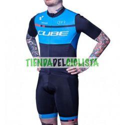 Equipación ciclismo Corta Cube 2018