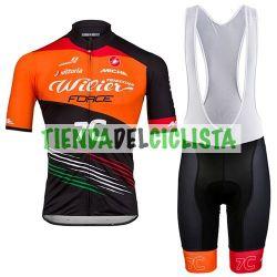 Equipación ciclismo Corta WILIER 2018