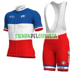 Equipación ciclismo Corta FDJ 2018