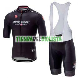 Equipación ciclismo Corta TOUR ITALIA 2018