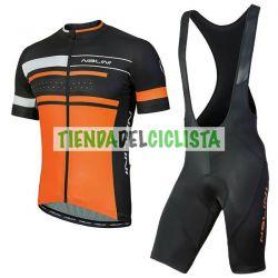 Equipación ciclismo Corta NA 2018