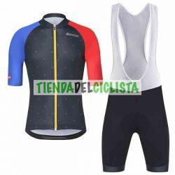Equipación ciclismo Corta ANDORRA 2018