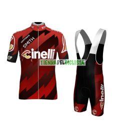 Equipación ciclismo Corta CINELLI 2018