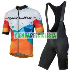 Equipación ciclismo Corta NALINI 2018