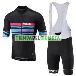 Equipación ciclismo Corta MORVELO 2018