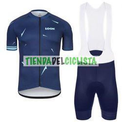 Equipación ciclismo Corta LOOK 2018
