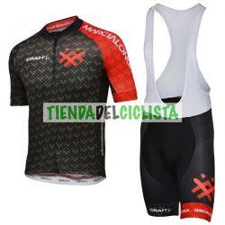Equipación ciclismo Corta CRAFT 2018