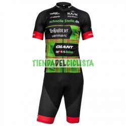 Equipación ciclismo Corta GIANT 2018