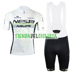 Equipación ciclismo Corta MMR 2018