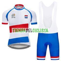 Equipación ciclismo Corta TOUR FRANCE 2018