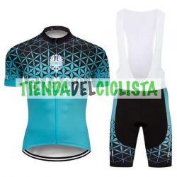 Equipación ciclismo Corta BIANCHI 2018