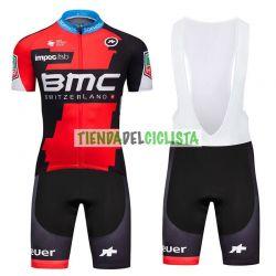 Equipación BMC 2018