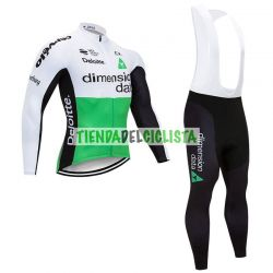 Equipacion Cilclismo Térmico DIMENSION DATA 2018