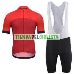 Equipación ciclismo Corta DHB 2018