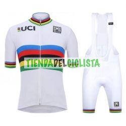 Equipación ciclismo UCI Campeón del mundo 2018