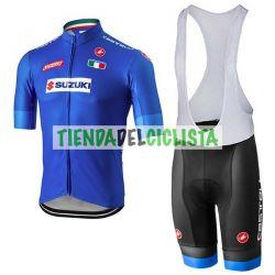 Equipación ciclismo ITALIA 2018