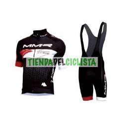 Equipación ciclismo MMR 2018