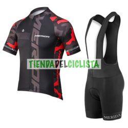 Equipación ciclismo MERIDA 2018