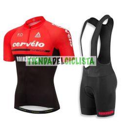 Equipación ciclismo CERVELO 2018