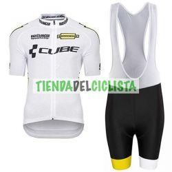Equipación ciclismo CUBE 2018