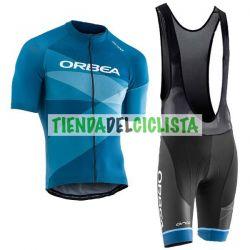 Equipación ciclismo ORBEA 2018