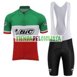 Equipación ciclismo BIC 2018