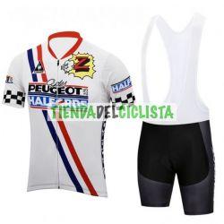 Equipación ciclismo PEUGEOT 2018