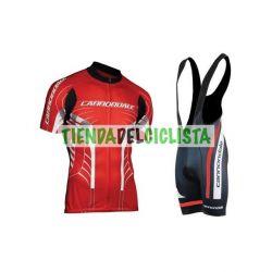 Equipación ciclismo CANNONDALE 2018