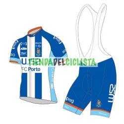Equipación ciclismo PORTO 2018