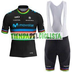 Equipación ciclismo MOVISTAR 2018