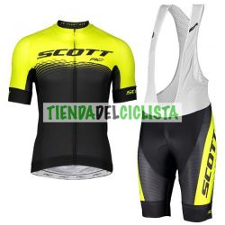 Equipación ciclismo SCOTT 2019