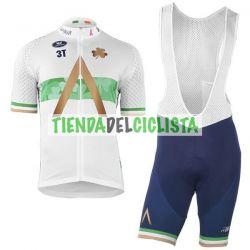 Equipación ciclismo AQUABLUE 2019