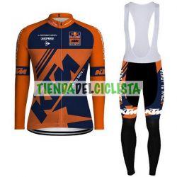 Equipacion Cilclismo Larga KTM 2019